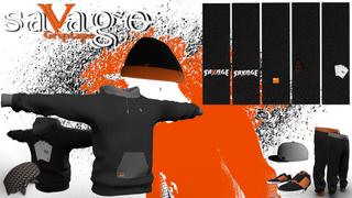 Savage Griptape - (Savage Pack)