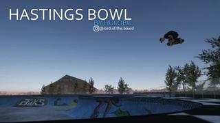 Hastings Bowl (circa. 2019)