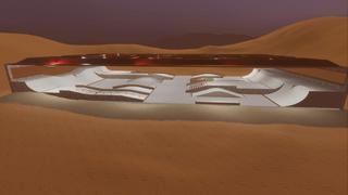 Desert Flow Park