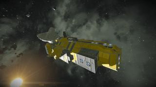 Dragoon Class Frigate