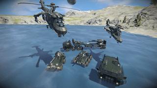 EVL Industries- HET A2 8x8 Transport