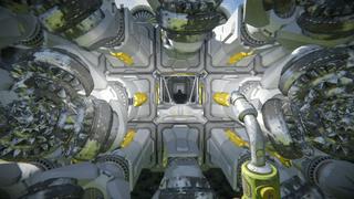 Large Aerial Miner
