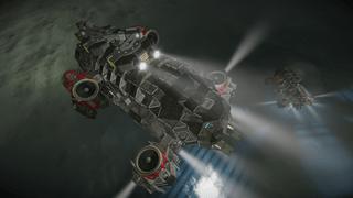 TITAN-Rescue Ship
