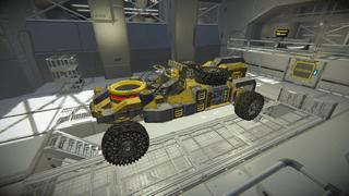 Utility Buggy Mk.1 - Armas Industries