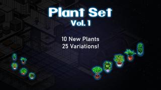 Plant Set Vol. 1