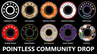 POINTLESS BEARINGS - COMMUNITY PACK