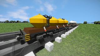 Freight Vagon lime-2 V2