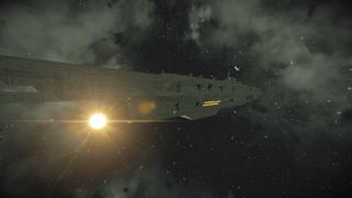 Halberd Class heavy Frigate