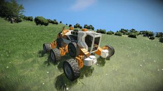 Brute ATV Mk1