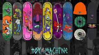 Toy machine Fountain Series Bundle