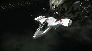 Star Trek - Phantom II Fighter