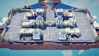 Battle for the secret units