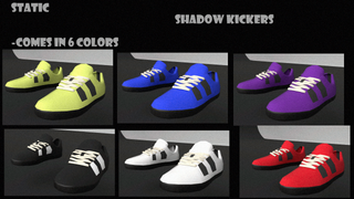 Static Shadow Kickers