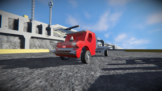 Avalanche Phaser Flatbed