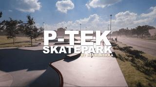 P-Tek Skatepark