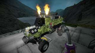 Truckin survival