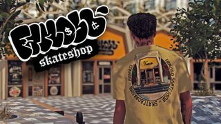 Famoso City Plaza Skateshop Tee's