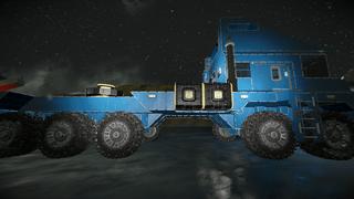 Промышленный тягач Т2 Olegator7777