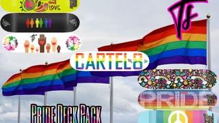 Total Steez Pride Deck Pack