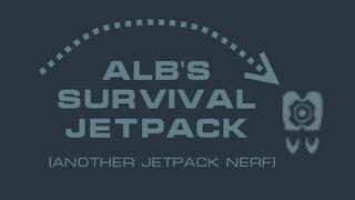 Alb's Survival Jetpack