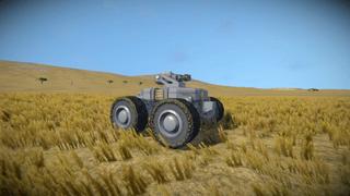 simple gatling sentry