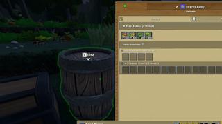 Seed Barrel 9.x