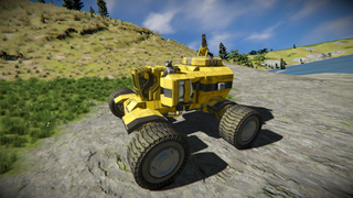 Survivor rover series x