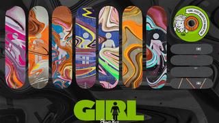 Girl Oil Spill Series Bundle