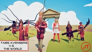 TABS Avengers V.S. The World