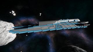 SSV Orizaba - Mass Effect / ODN Server