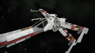 T-65 X-wing Star Fighter