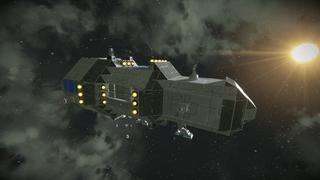 LFW repurposed Destroyer (hydrogen)