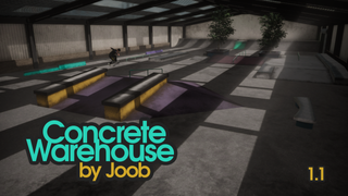 Concrete Warehouse by Joob