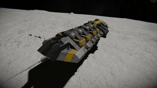 ZX1 Freighter