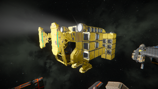 small Space tug Mk2-M