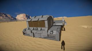 Transport Truck V3.0 (Mit Ladefläche)
