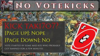 NoVotekicks - Anti Votekick - Reverse Votekick