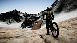 Mont Glace Summit Bikepark (W.I.P)