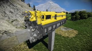 [HullTec] Monorail - TNT Engine