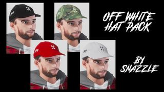 Off White Hat Pack