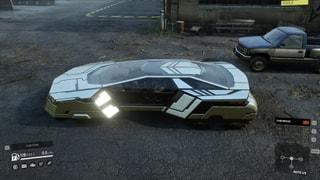 Sci-Fi vehicle 001 by Unity FAN