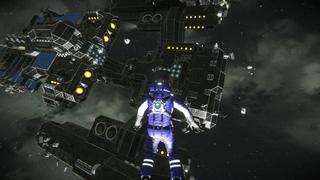 Persistence class combat cruiser