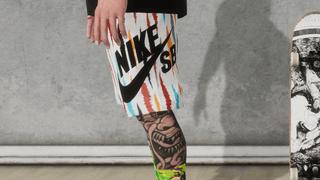 Nike SB pattern shorts