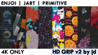 HD Grip v2 by jd (Enjoi | Jart | 4K)