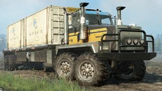 Western Star 6900XD Quad Steer Special