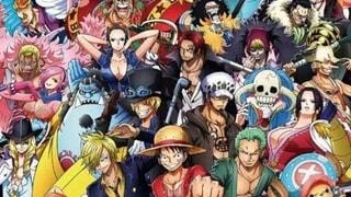 One Piece warudo +170 unique characters