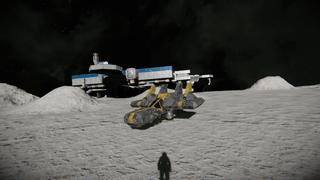 Mars Recon Ship