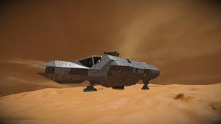 Drone fighter MK1