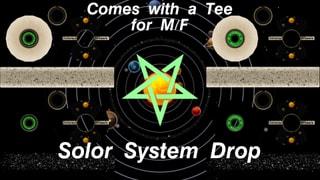 Dishonour Wheels Solar System Drop