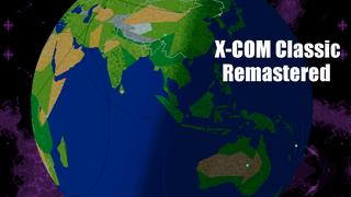 X-COM Classic Remastered